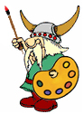 clip art of viking