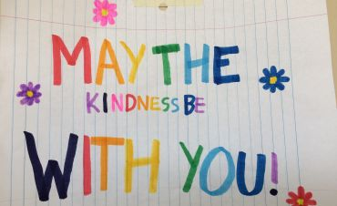 May the Kindness be with You