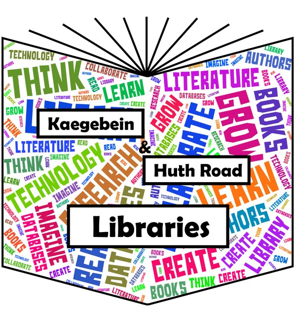 Kaegebein and Huth Library Website image