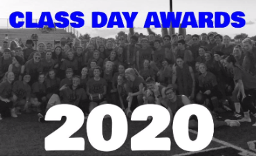 Class Day Awards 2020 screenshot