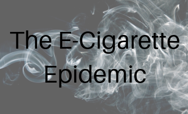 Get Educated on Negative Effects of E-Cigarettes