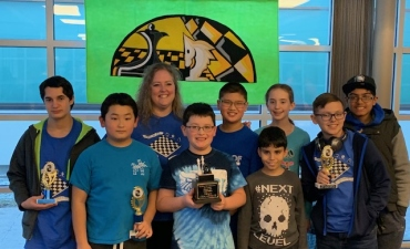 VCMS Chess Club Continues to Win Tourneys