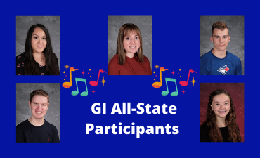 Grand Island All-State Participants